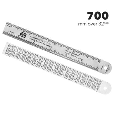 "700 - 6"" Ruler, 3/4"" wide by Executive Line"