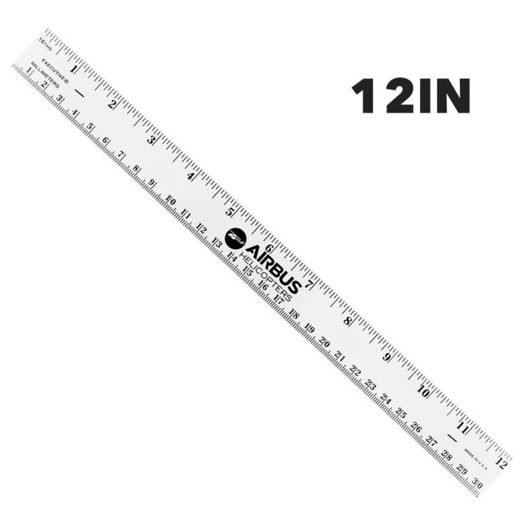 12IN - Large Ruler by Executive Line