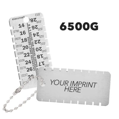 6500G - Metal Thickness Gauge from Executive Line
