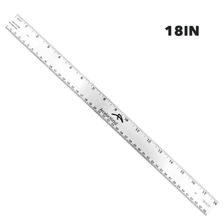 18IN - Large Ruler by Executive Line