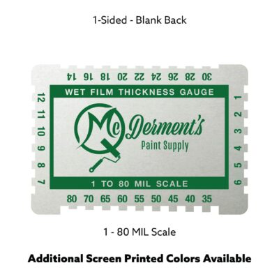 Wet Film Gauge